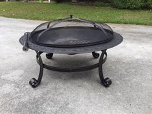 Fire Pit in Cherry Point, North Carolina