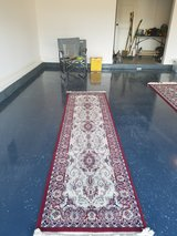 Persian Carpet and runner in Pleasant View, Tennessee