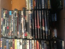 Assortment of DVDs in Fort Leonard Wood, Missouri