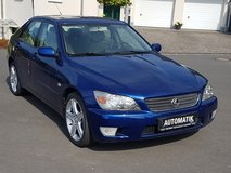 2001 Automatic LEXUS IS 200 6 cylinder *FULL OPTION NAVI *LEATHER * NEW INSPECTION in Spangdahlem, Germany