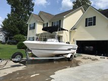 2000 Pro-Line Sport 20' Center Console Boat in Camp Lejeune, North Carolina