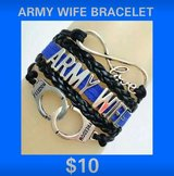 ARMY WIFE BRACELET in Columbus, Georgia