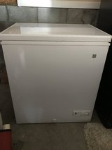 GE freezer 5 cubic feet in Fort Campbell, Kentucky