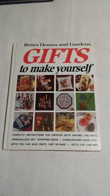 Gifts to Make Yourself - 1973 - Vintage in Bolingbrook, Illinois