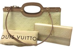 Louis Vuitton Vernis 2Way Bag & Wallet Set in 29 Palms, California