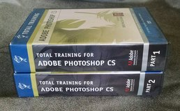 Total Training for Adobe Photoshop CS-Deke McClelland, Part 1 & 2, DVD Education in Lawton, Oklahoma