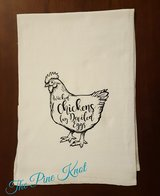 FLOUR SACK KITCHEN TOWELS in Leesville, Louisiana