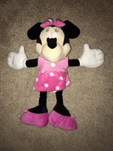 """Large Minnie Mouse, measures 24"""" in Wheaton, Illinois"""