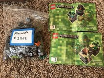 Complete Lego Minecraft Set #21102 in Naperville, Illinois