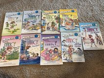 Lot of 9 Fancy Nancy books - level 1 in Wheaton, Illinois
