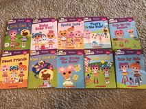 Lot of 10 Lalaloopsy Phonics books in Wheaton, Illinois