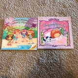3 Strawberry Shortcake books in Wheaton, Illinois