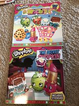 2 Shopkins books in Wheaton, Illinois