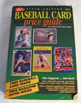 Sports Collectors Digest Fifth Edition Baseball Card Price Guide 1991 in Joliet, Illinois