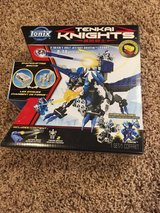 Tenkai Knights building set in Naperville, Illinois