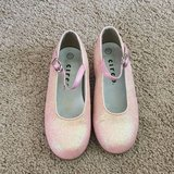 Circo pink sparkly dress shoes, size 10.5. Only wore a couple times. in Aurora, Illinois