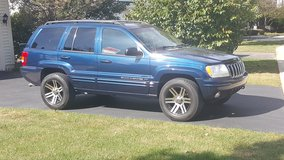 2002 Jeep Grand Cherokee Limited in Yorkville, Illinois