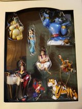 Collectible Disney Christmas Ornaments ALADDIN in Ramstein, Germany