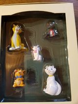 Collectible Disney Christmas Ornaments THE ARISTOCATS in Ramstein, Germany