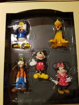 Collectible Disney Christmas Ornaments MICKEY AND FRIENDS in Ramstein, Germany