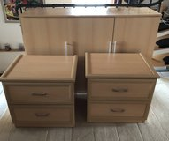 Dresser with 2 nightstands in Ramstein, Germany
