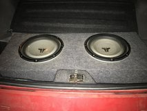 JL Audio sub woofers in Fort Carson, Colorado