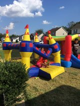 Bounce house in Fort Campbell, Kentucky