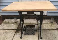Antique Sewing Machine Table in Lakenheath, UK