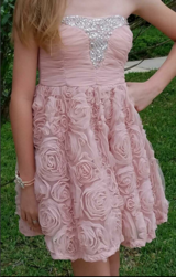 Beautiful formal/semi formal dress - Adult size 0 in CyFair, Texas