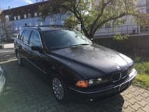 BMW 520i Touring, Station Wagon-new inspection in Hohenfels, Germany