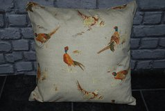 "20"" scatter cushion .... pheasant in Lakenheath, UK"