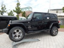 Jeep Clearance in Ramstein, Germany