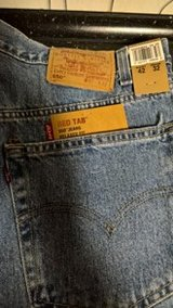 Levi Strauss & Co 550 Jeans Relaxed Fit New (Men's) in Ramstein, Germany