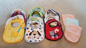 Baby boy bibs in Spring, Texas