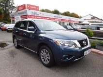 '14 Nissan Pathfinder 7 SEATER 4x4 in Spangdahlem, Germany