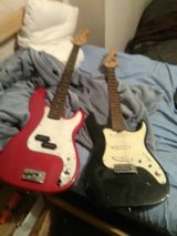 2 guitars in Las Cruces, New Mexico