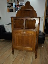 French Oak Corner Cabinet !!! in Baumholder, GE