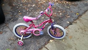 Barbie Bicycle in Aurora, Illinois