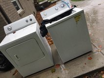 Washer & Dryer in Fort Campbell, Kentucky