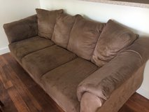 Microfiber Couch in San Clemente, California