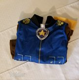 Toddler Paw Patrol Chase Costume in West Orange, New Jersey