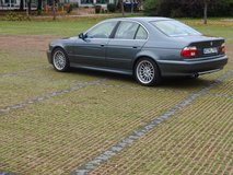 BMW 525i Auto,192hp, German Specs. w/Winter Tires & Rims in Wiesbaden, GE