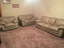 Living Room Set Lightly Used (sofa, loveseat, chair) in Naperville, Illinois