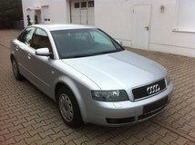 '04 Audi A4 DIESEL AUTOMATIC Low Miles New TÜV !! in Ramstein, Germany