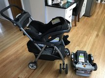 Chicco KeyFit package in Naperville, Illinois