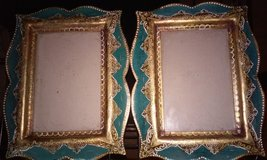 2 4x6 Ornate Picture Frames in New Lenox, Illinois