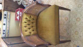 Vintage chair in Alamogordo, New Mexico
