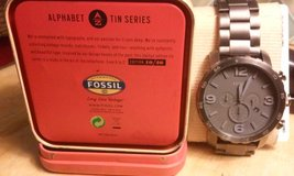 Fossil Watch in Naperville, Illinois