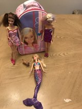 Barbie dolls & backpack in Fort Bliss, Texas