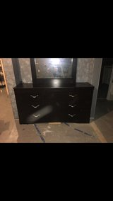 gently used dresser with mirror in Sandwich, Illinois